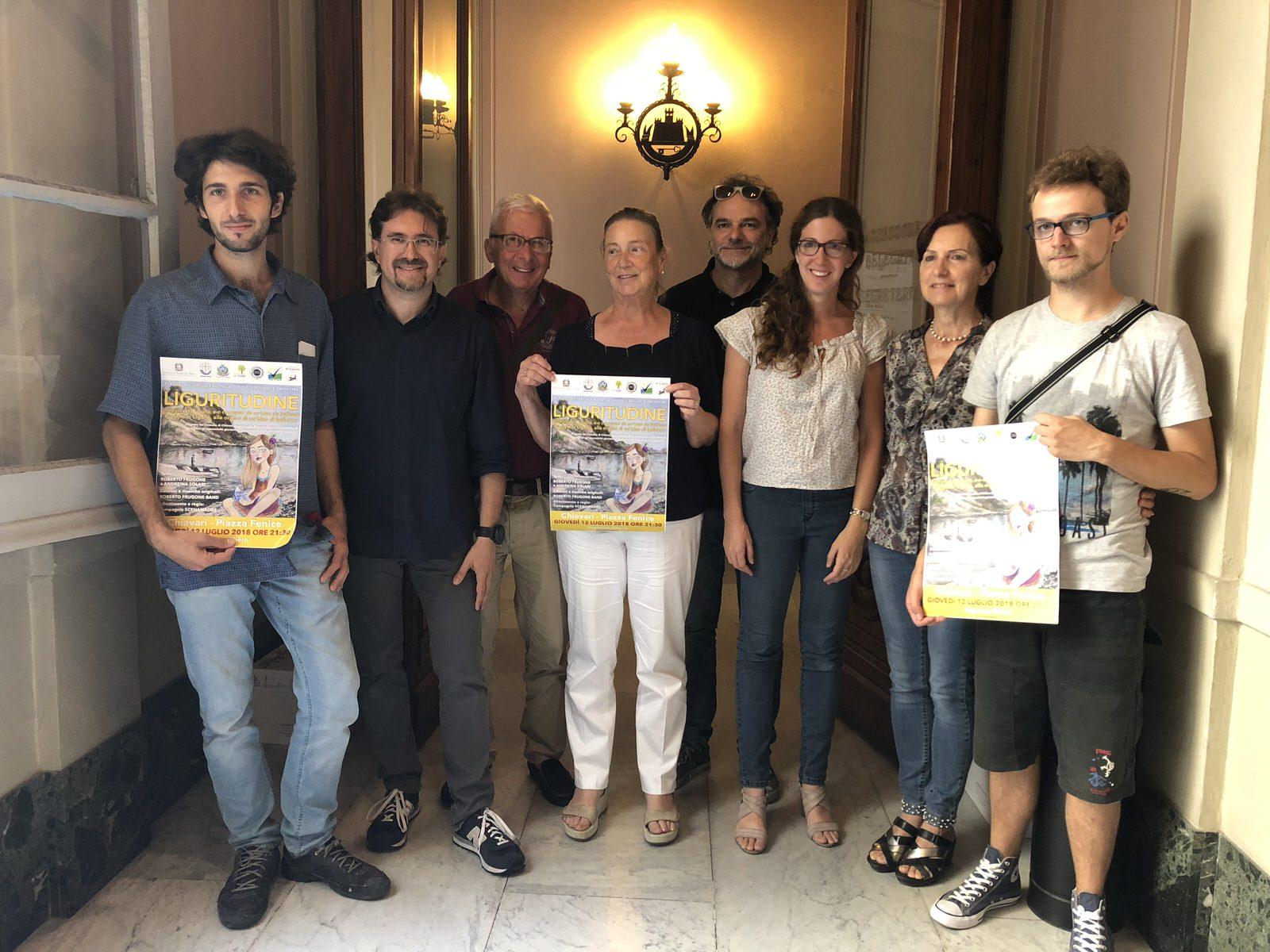 Conferenza Stampa presentazione Liguritudine 2018.07.09