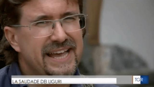 Liguritudine - La saudade dei liguri - TGR Rai3 Liguria 2018.07.09