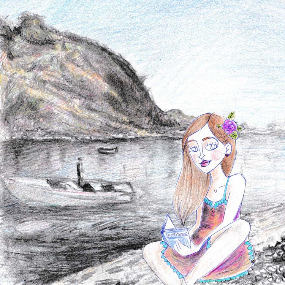 Liguritudine - scansione disegno copertina