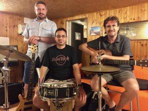 Roberto Frugone Trio