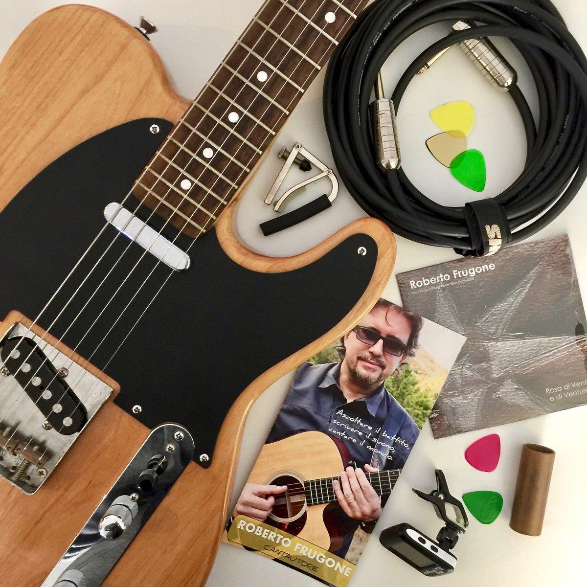 Roberto Frugone - Set chitarra elettrica