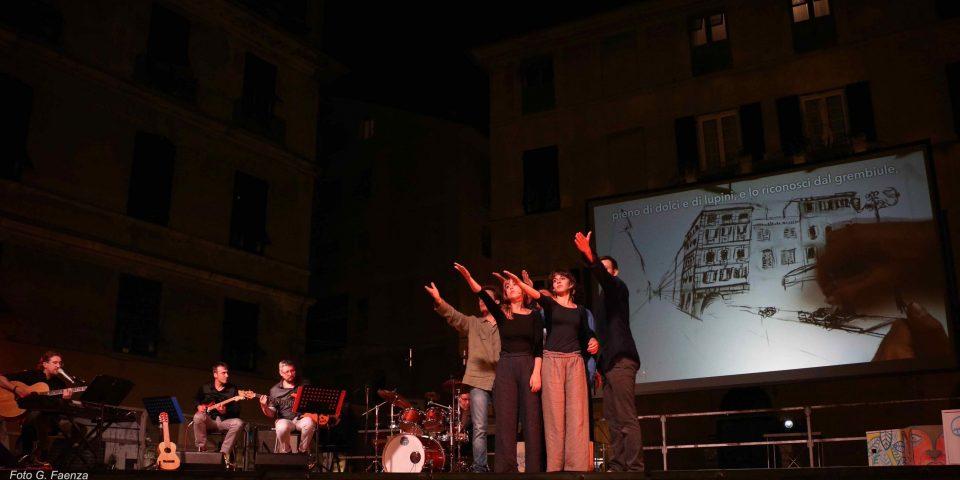 Liguritudine – Viaggio in Liguria, alle origini di un'idea di bellezza – Chiavari 2018.07.12 – Foto G. Faenza 04