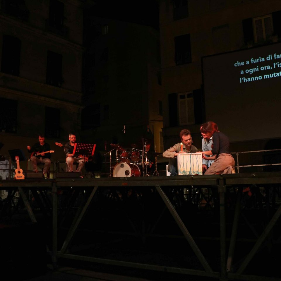 Liguritudine – Viaggio in Liguria, alle origini di un'idea di bellezza – Chiavari 2018.07.12 – Foto G. Faenza 05