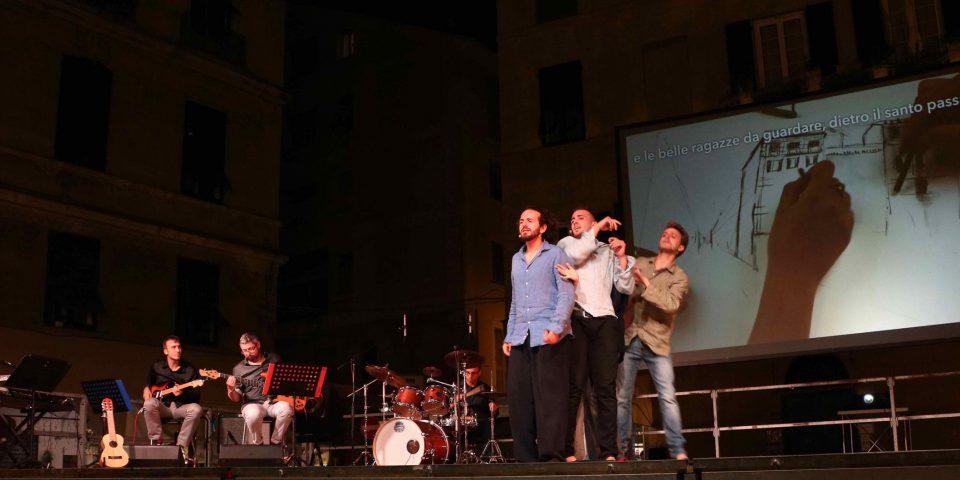 Liguritudine – Viaggio in Liguria, alle origini di un'idea di bellezza – Chiavari 2018.07.12 – Foto G. Faenza 26