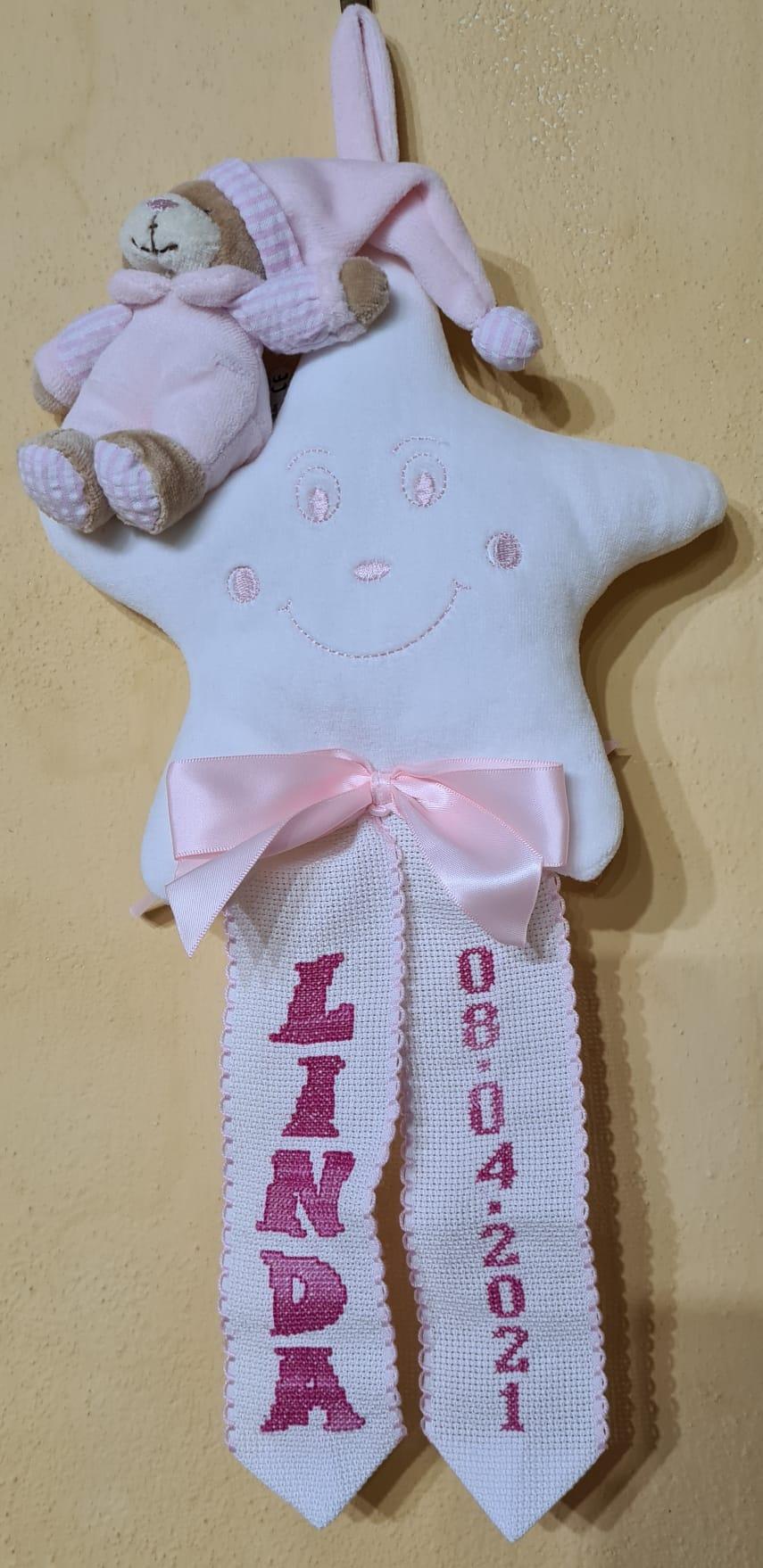 Fiocco nascita Linda