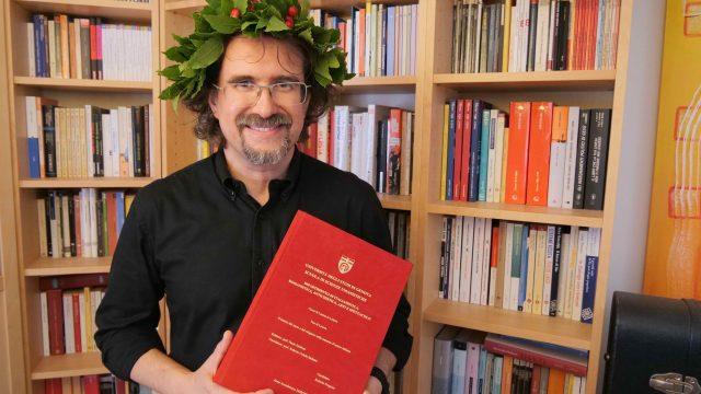 Laurea in Lettere Roberto Frugone